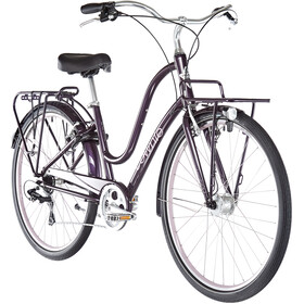 Electra Townie Commute 8D EQ Women aubergine